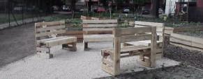 Aranykatica kert – Bútorépítő nap