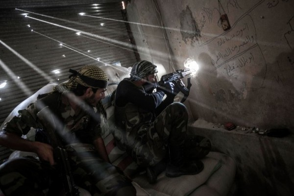 Violence continues to sweep across Aleppo