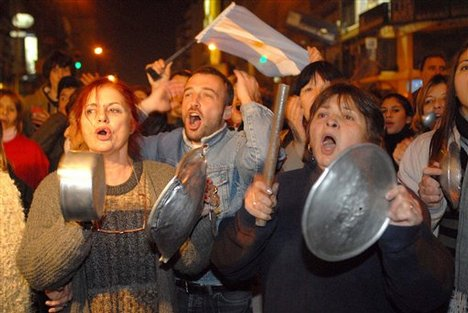 argentina economy crisis