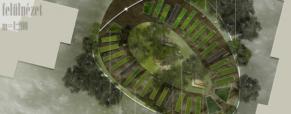 Szentendre közösségi kert koncepciótervezési pályázat