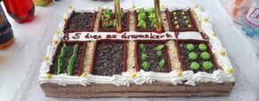 5 éves az Árnyas kert